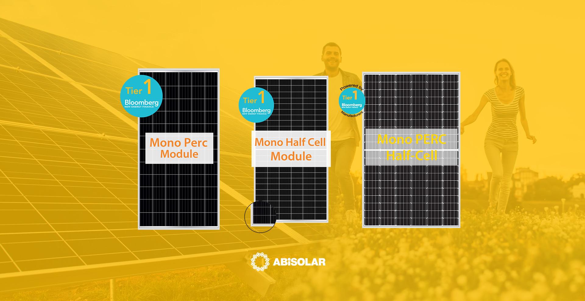 Abi Solar solarni paneli